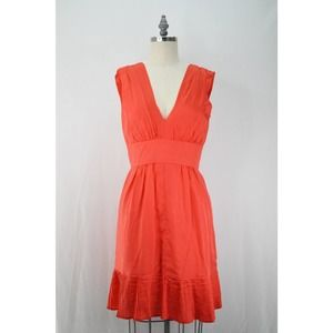 12th Street by Cynthia Vincent Red Fit Flare Dress